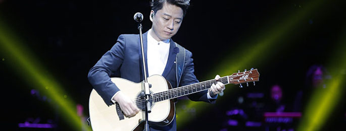 张磊《暖人》吉他谱